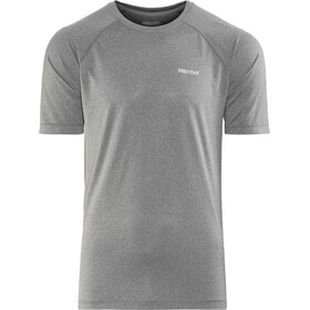 Marmot Accelerate SS Shirt Herr grey storm heather